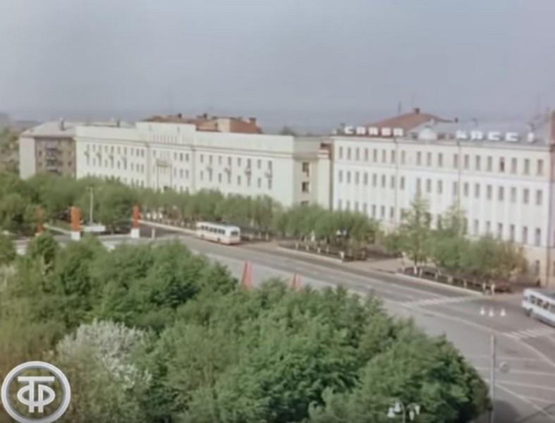 Отреставрирован короткометражный фильм о Кирове, снятый в 1975 году (+ВИДЕО)