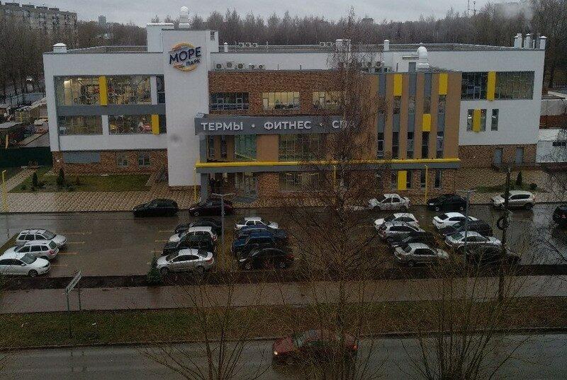 kirov sportkompleks s ulichnym basseynom 3 В Кирове появился первый уличный бассейн (+ФОТО)