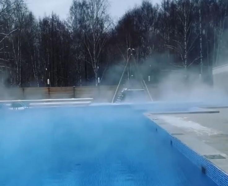 more park 5 В Кирове появился первый уличный бассейн (+ФОТО)