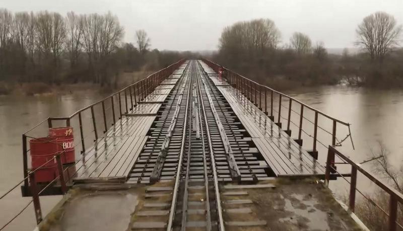 most В Кировской области с рельсов сошел пассажирский вагон