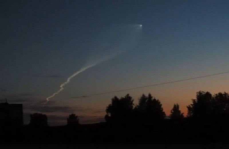 Жители Кировской области смогут наблюдать запуск ракеты