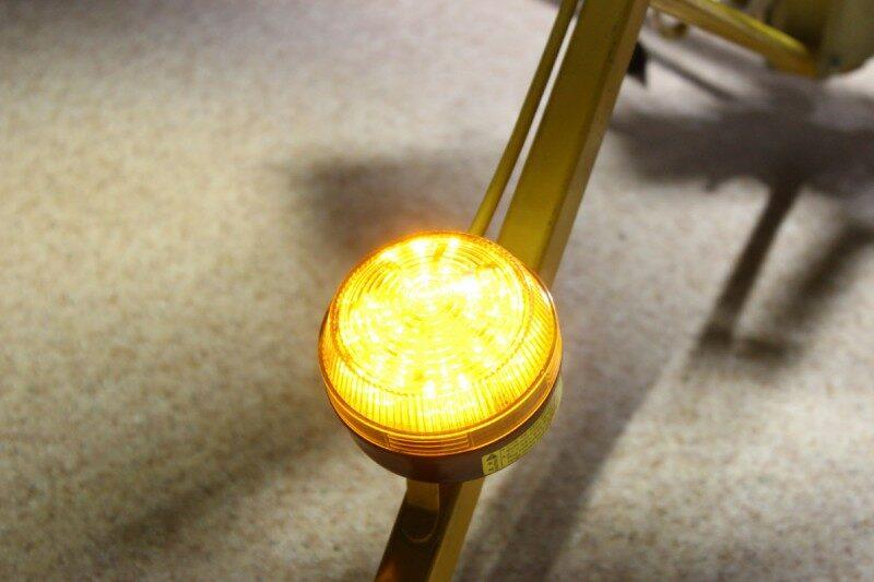 На «Авитеке» разработали уникальную систему освещения для сотрудников ГИБДД