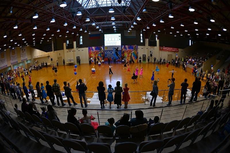 В Кирове прошел открытый Кубок Кировской области по спортивным танцам