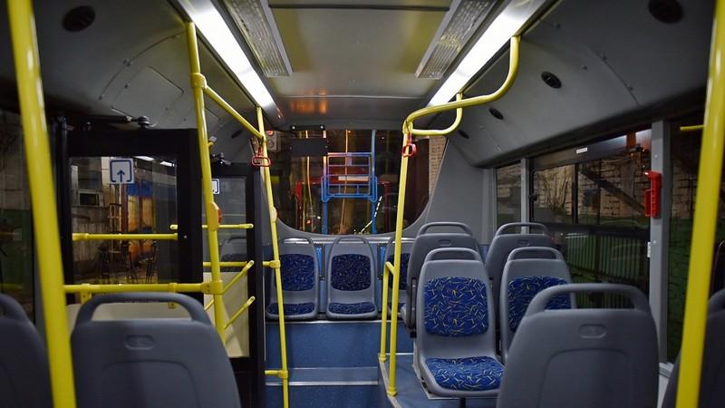 trolleybus avangard 70% машин в АТП оснащены видеокамерами