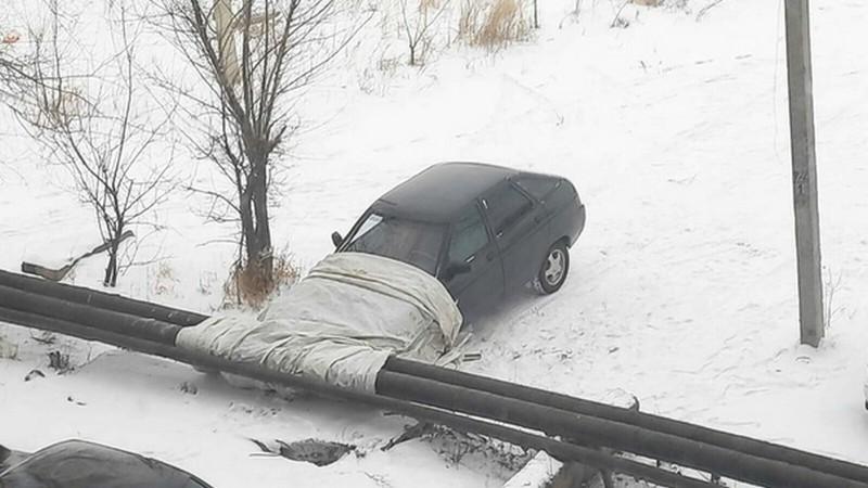 Кировчанам предлагают необычный лайфхак по прогреву автомобиля в морозы