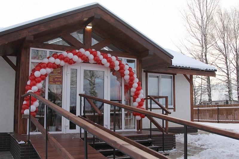 В Котельничском районе открыт новый фельдшерско-акушерский пункт