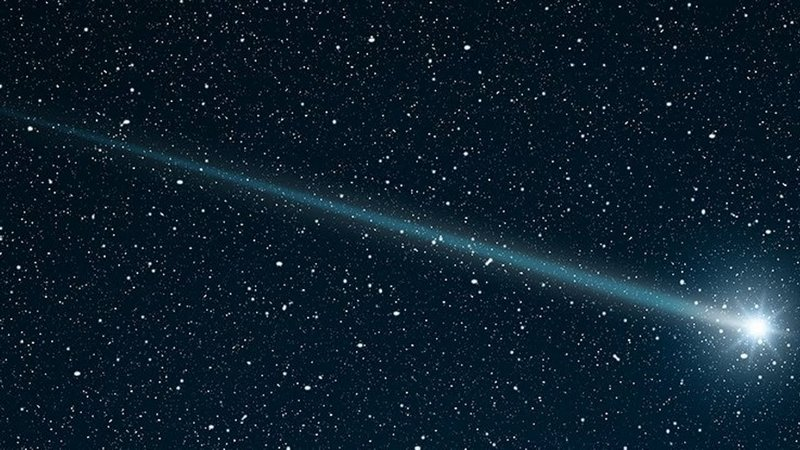 kometa1 К Земле несется редкий космический объект