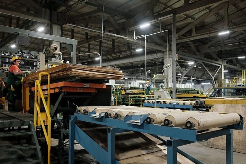 Игорь Васильев побывал с рабочим визитом на Мурашинском фанерном заводе