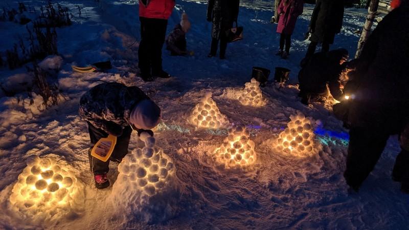 В Кирове появились оригинальные уличные светильники (+ФОТО)