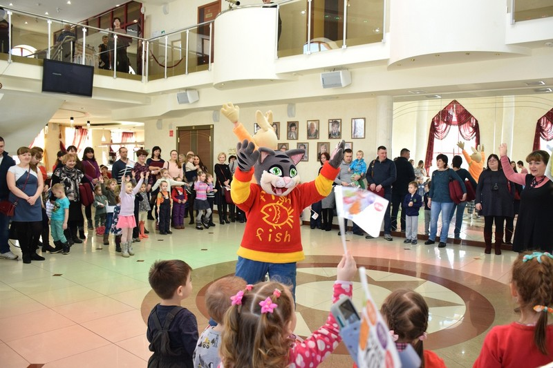 9 декабря зданию Кировского театра кукол исполняется 10 лет