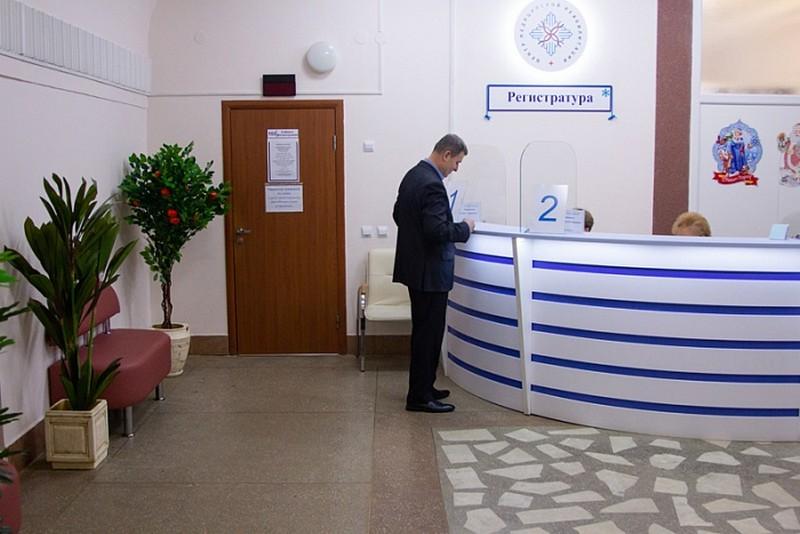 В кировском Центре медицинской реабилитации проводится масштабный ремонт