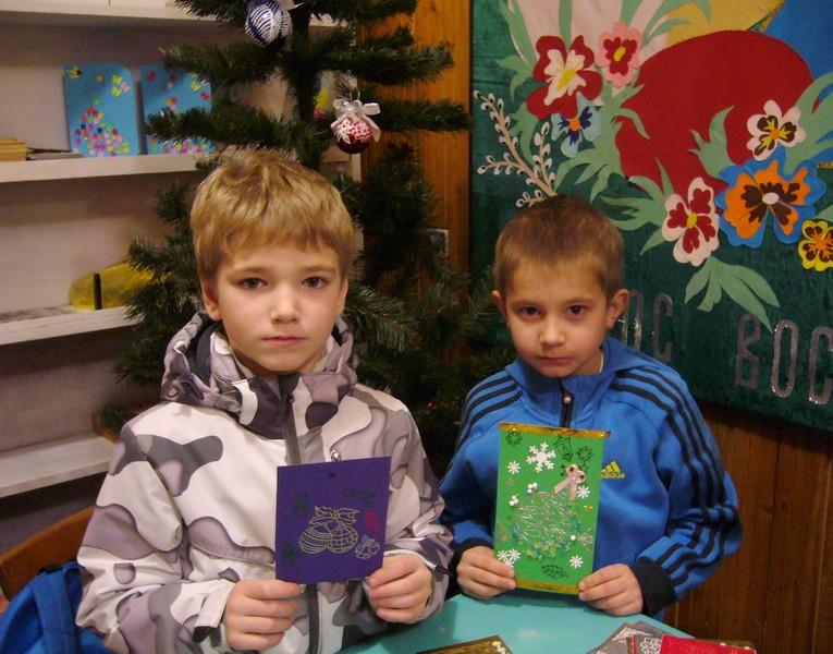 В Кирово-Чепецке при приходе храма открыта Рождественская мастерская