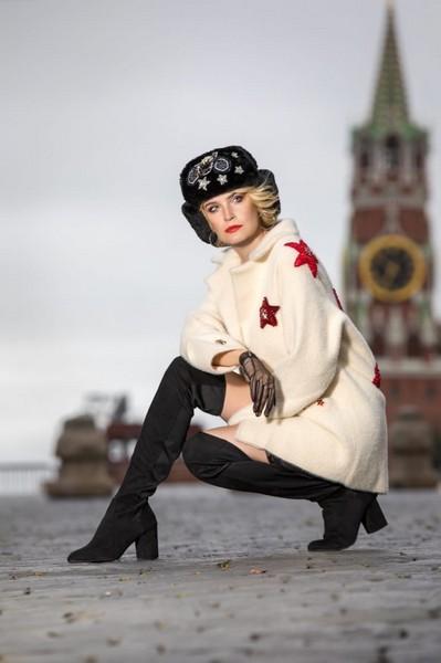 Шикарные снимки уроженки Кировской области украсили популярный журнал мод