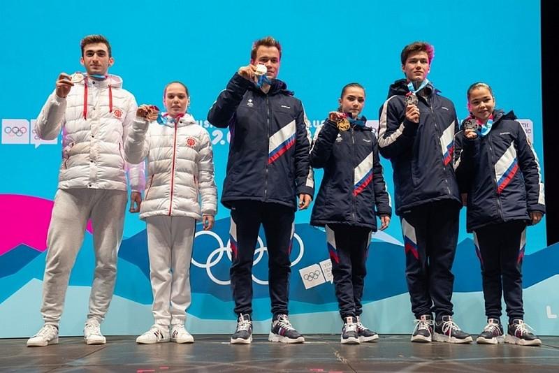 Воспитанник кировской школы фигурного катания победил на зимних юношеских Олимпийских играх