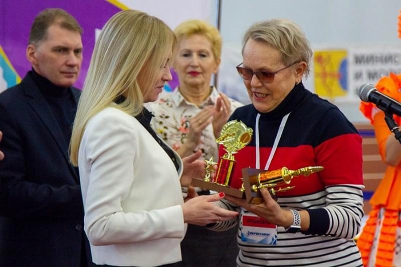 В манеже «Вересники» открылись всероссийские соревнования по легкой атлетике