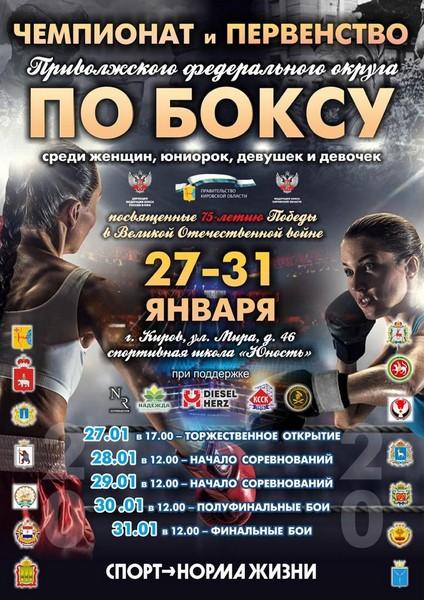 В Киров приедет титулованная девушка-боксёр