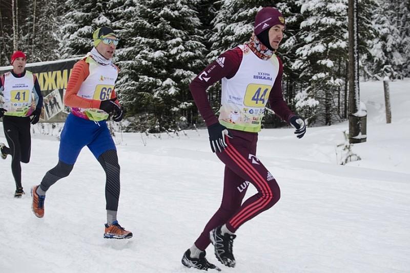 В Верхошижемье завершился II этап Кубка России по зимнему триатлону