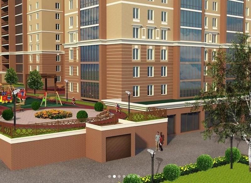На юго-западе Кирова появится новый жилой комплекс
