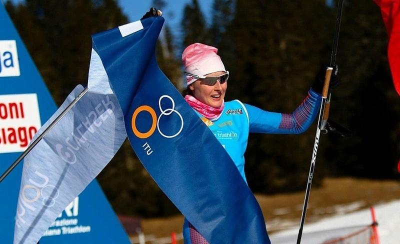 Кировчанка Дарья Рогозина стала чемпионкой мира по зимнему триатлону