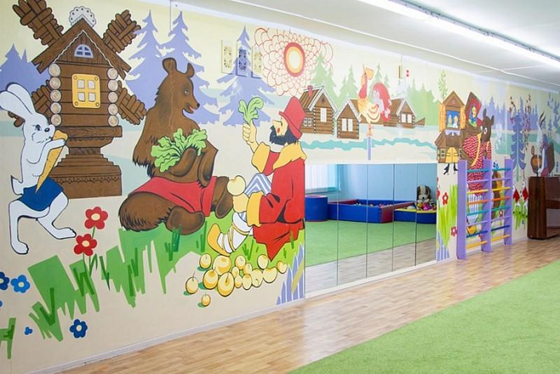 В Кирове открыт первый ведомственный детский сад