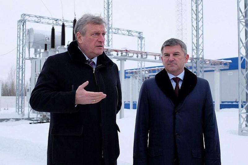 В Кирове начала работу мощная современная подстанция