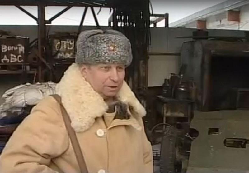 Житель Кировской области пригнал в Набережные Челны военную технику