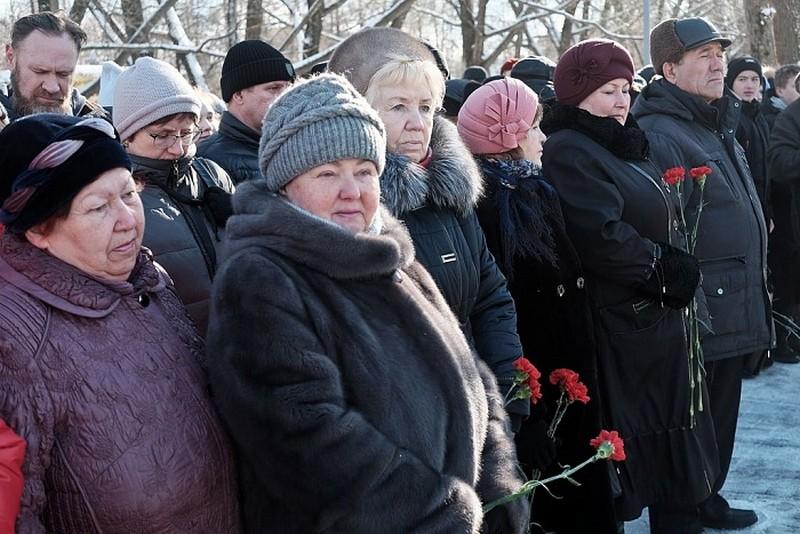 В Кирове почтили память бойцов 6-й роты