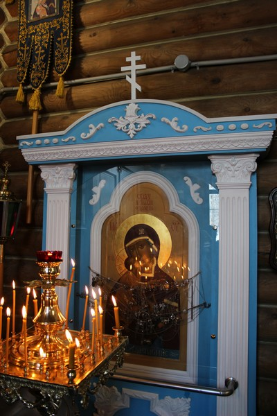 В Кирове состоится престольный праздник Феодоровского храма