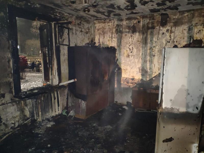 В Кировской области компания мужчин вытащила из огня погибающих людей