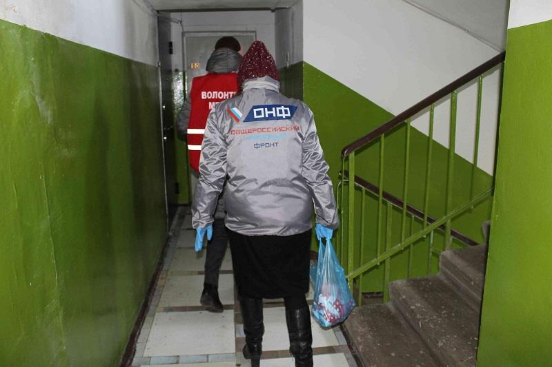 За помощью в доставке продуктов и лекарств обратились 60 пожилых жителей Кировской области