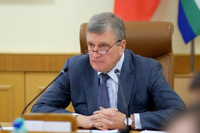 Игорь Васильев провёл совещание с главами районов в режиме видеоконференции