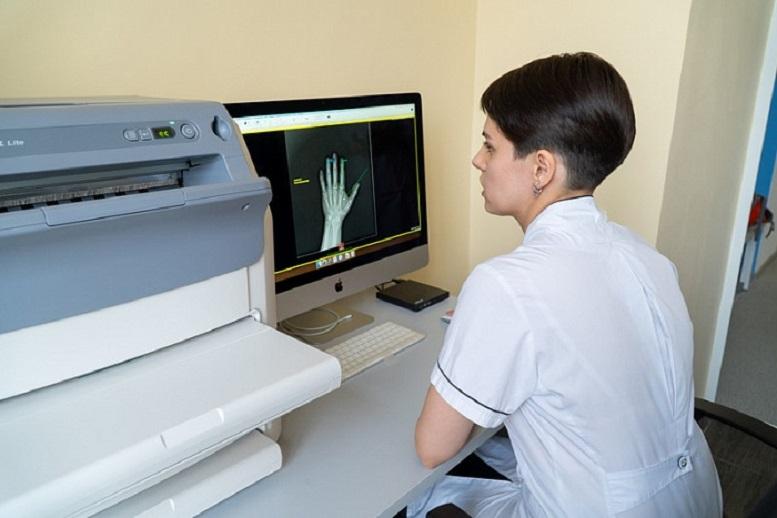 В кировской детской поликлинике появился рентген-кабинет