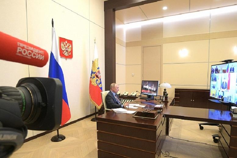 Игорь Васильев доложил президенту об открытии в Кирове дополнительного инфекционного госпиталя