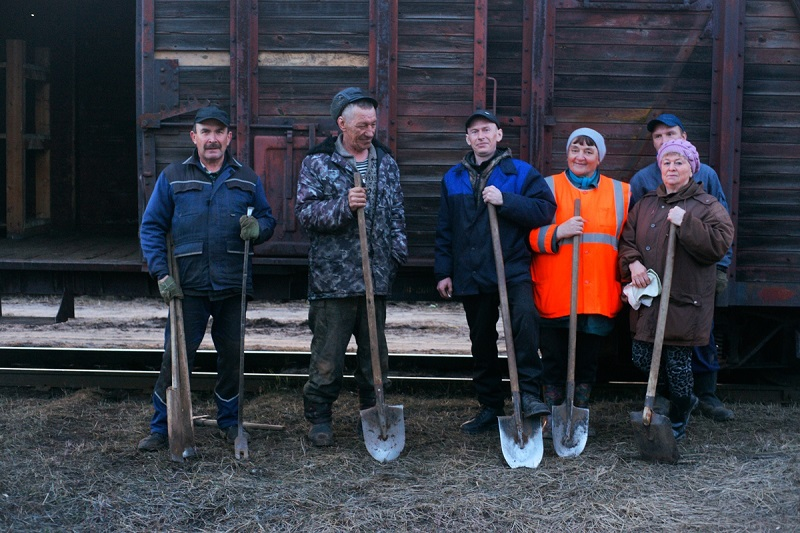 В Кировской области с рельсов сошёл вагон (+ФОТО)