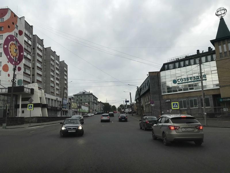 """dorogi1 В Кирове могут появиться """"умные"""" пешеходные переходы"""