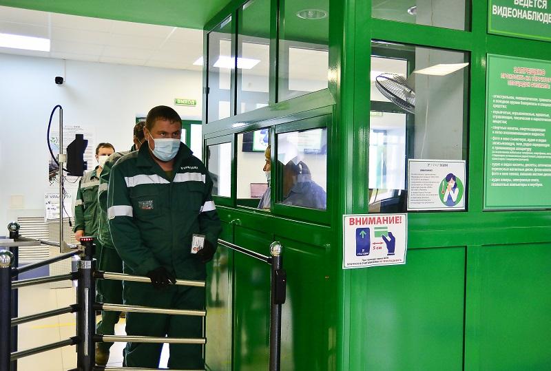 «УРАЛХИМ» в Кирово-Чепецке: почти 20 млн рублей на борьбу с коронавирусом