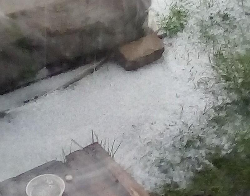 В Кировской области выпал снег (+ФОТО)