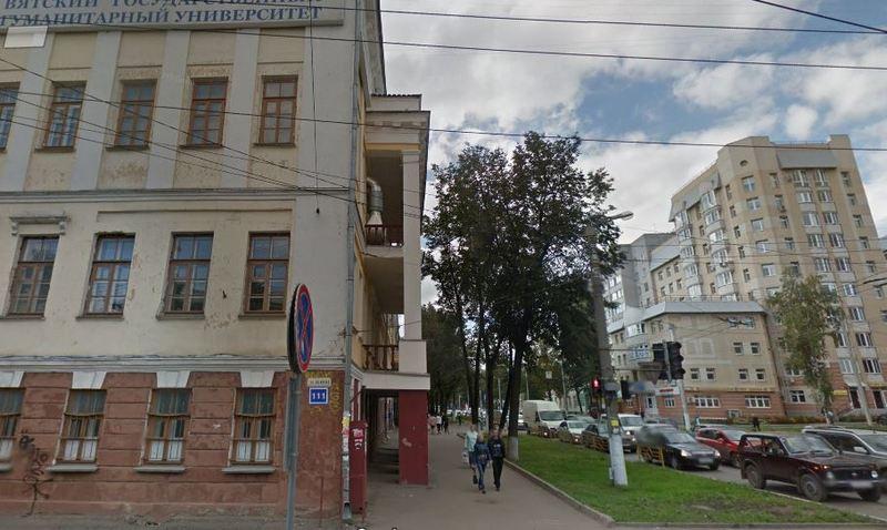 lenina 111 Одно из самых известных зданий в центре Кирова изменится