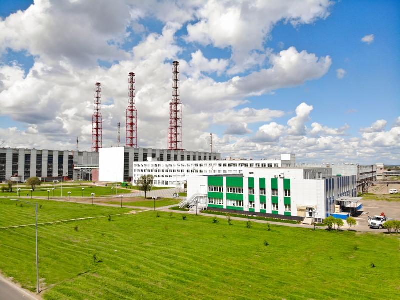 letniy zavod Кирово-чепецкий филиал компании «УРАЛХИМ» выпустил экологический отчет