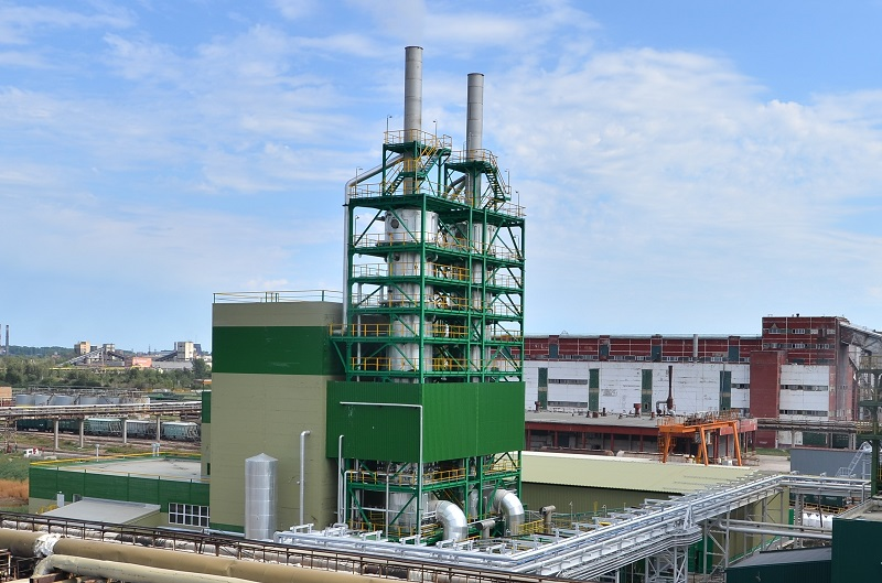 nitrat kaltsiya kchhk В «УРАЛХИМе» провели ремонт установок по производству нитрата кальция