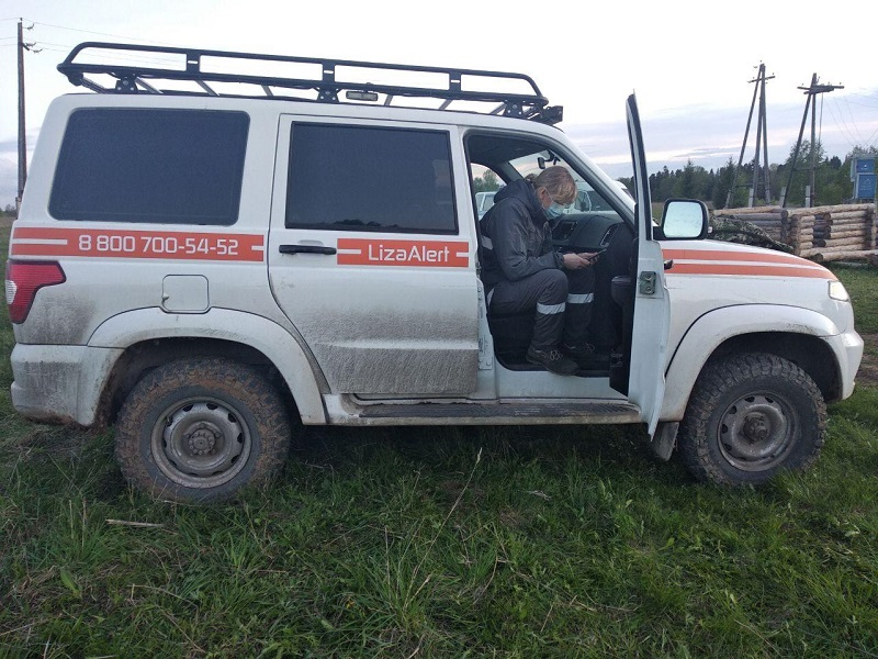 На поиски пропавшего мальчика выехали волонтёры из других регионов