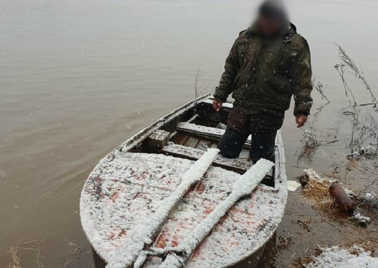 rybak1 В Кирове на двух браконьеров заведены уголовные дела
