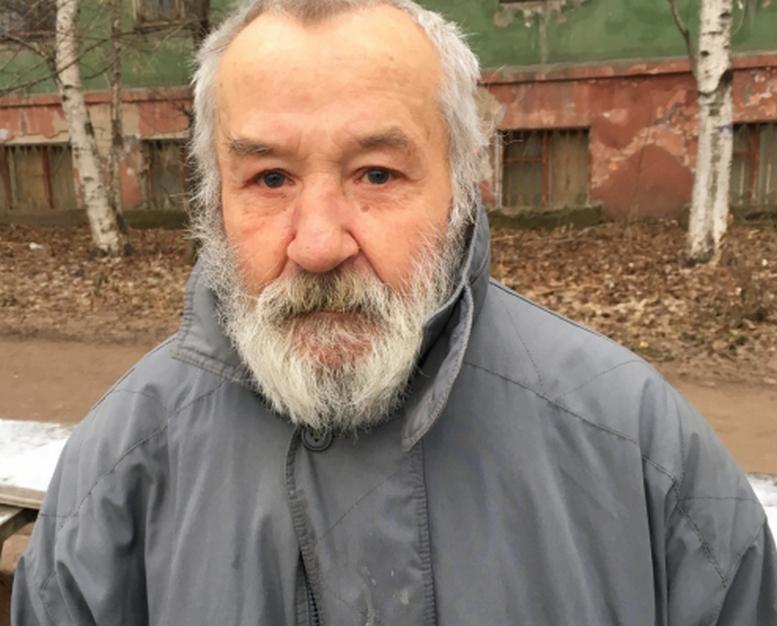 vekshin vladimir В Кирове без вести пропал пенсионер
