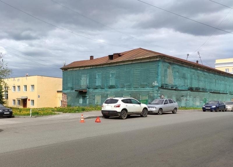 dtp spasskaya В Кирове женщина сбила 70-летнюю бабушку