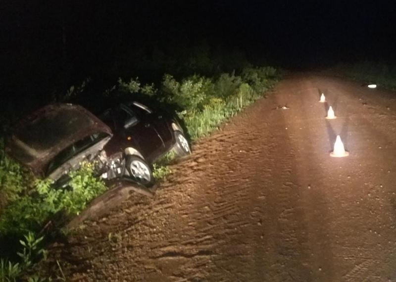 За прошедшие 3 дня в Кировской области в ДТП погибли 3 человека