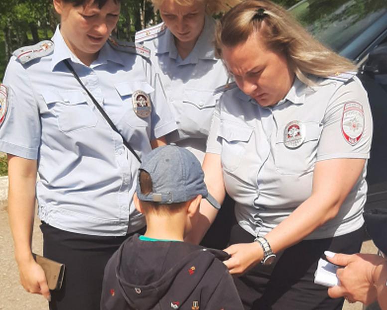 nayden rebenok В Кирове найден пропавший 6-летний мальчик