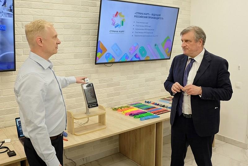 В Кировской области начали производить планшеты, измеряющие температуру тела