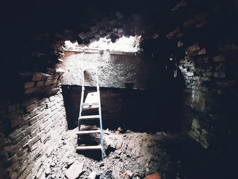 В центре Кирова нашли подземелье (+ФОТО)
