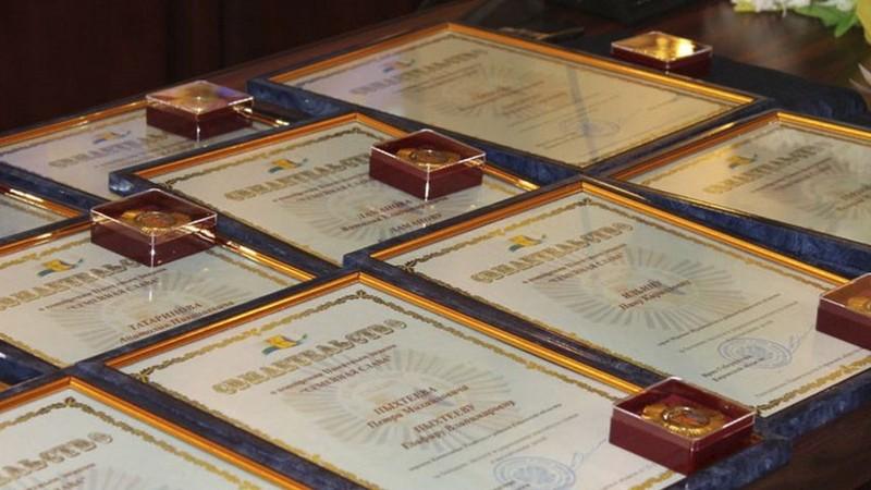 semeynaya slava В Кирове принимают документы на поощрение памятным знаком «Семейная слава»
