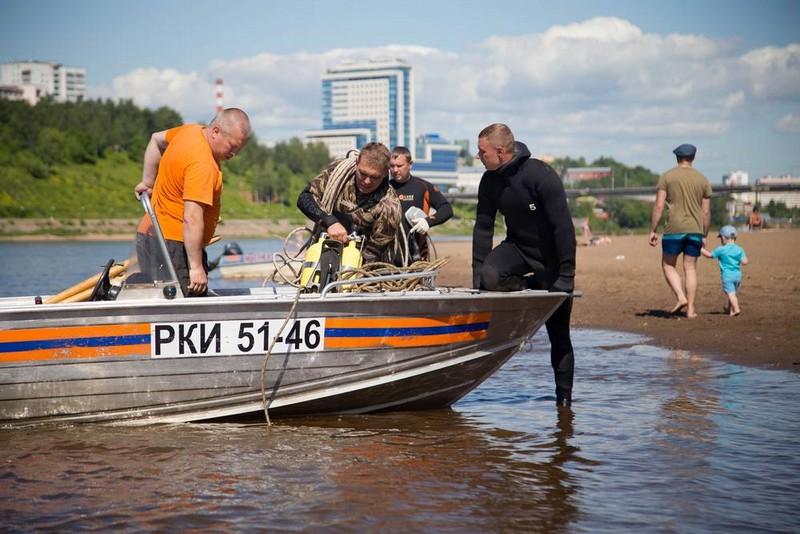 """vodolazy Водолазы, работающие на городском пляже, сообщили об """"улове"""" (+ФОТО)"""